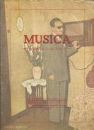 MUSICA N° 16 Revue Bi-mensuelle Agosto De 1945 - Ano 2 - Cultural