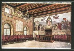 AK San Marino, La Sala Del Consiglio - Saint-Marin