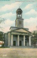 MA, Quincy, Massachusetts, Unitarian Church, No. 21178 - United States
