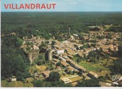 Vue Générale De Villandraut (33)  - - France