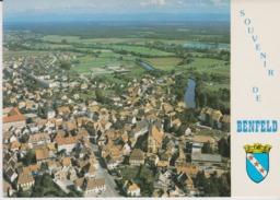 Vue Aérienne De Benfeld (67)   - - Benfeld