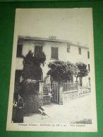 Cartolina Montagna Pistoiese - Gavinana - Villa Cerimboli 1924 - Pistoia