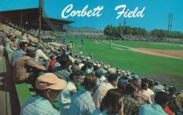 Tucson Arizona, Corbett Field Baseball Park Stadium Cleveland Indians Winter Training Camp, C1960s Vintage Postcard - Tucson