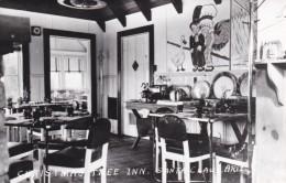 Santa Claus Arizona, Christmas Tree Inn Interior View Restaurant, C1950s Vintage Real Photo Postcard - United States