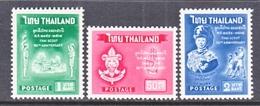 THAILAND  370-2   **   SCOUTING - Thailand