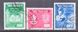 THAILAND  370-2   (o)   SCOUTING - Thailand