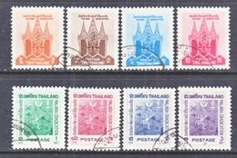 THAILAND  373-80   (o)   W.H.O. - Thailand