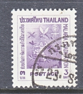 THAILAND  380   (o)   W.H.O. - Thailand