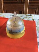 Bonbonnière Cristal De Bohème.Createur Muys - Verre & Cristal