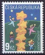 TSCHECHISCHE REPUBLIK 2000 Mi-Nr. 256 ** MNH - Tchéquie