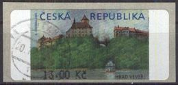 TSCHECHISCHE REPUBLIK 2000 MI-NR. Automatenmarke ATM 1 O Used - Tchéquie