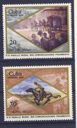 CUBA 1986 JOURNEE DU TIMBRE  YVERT N°2691/92  NEUF MNH** - Journée Du Timbre