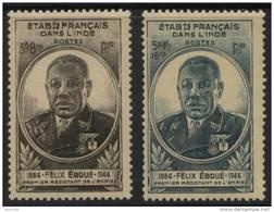 N° 234 Et N° 235 - X X - ( C 367 ) - India (1892-1954)