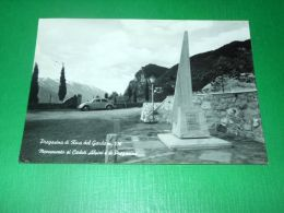 Cartolina Pregasina Di Riva Del Garda - Monumento Ai Caduti Alpini 1979 - Trento