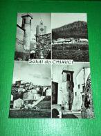 Cartolina Saluti Da Chiauci ( Isernia ) - Vedute Diverse 1960 Ca - Isernia
