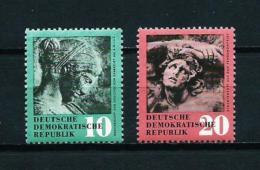 Alemania Oriental (DDR)  Nº Yvert  382/3  En Nuevo - [6] República Democrática