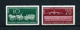 Alemania Oriental (DDR)  Nº Yvert  377/8  En Nuevo - [6] República Democrática