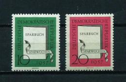 Alemania Oriental (DDR)  Nº Yvert  323/4  En Nuevo - [6] República Democrática