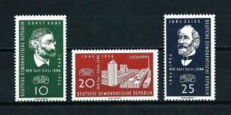 Alemania Oriental (DDR)  Nº Yvert  270/2  En Nuevo - [6] República Democrática