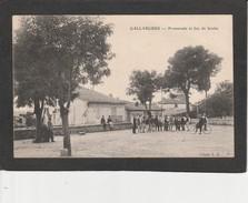 30  GALLARGUES -  Promenade Et Jeu De Boules - Gallargues-le-Montueux
