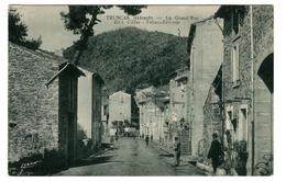 34 HERAULT - TRUSCAS La Grand'Rue (voir Descriptif) - Autres Communes