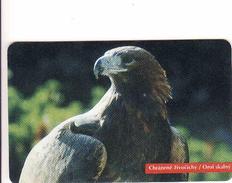 Slovakia, Chip Phonecard 34/1996, Tirage 50 000, Bird, Aigle - Slovaquie
