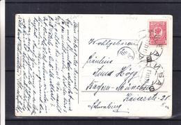 Russie - Lettonie - Carte Postale De 1910 - Oblit Libau - Exp Vers München - 1857-1916 Empire