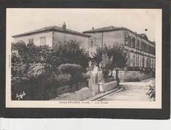 30  GALLARGUES -  Les écoles - Gallargues-le-Montueux
