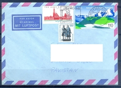 D315- Postal Used Cover Post From Germany To Pakistan. - Germany