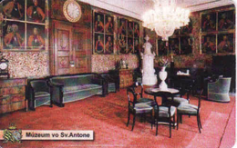 Slovakia, Chip Phonecard, Chateau St. Anton - Slovaquie