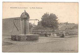 41 LOIR ET CHER - VILLIERS Le Puits Artésien - France