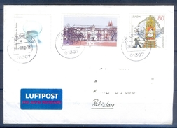 D318- Postal Used Cover Post From Germany To Pakistan. - Germany