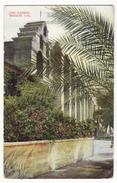 San Gabriel Mission California Front Side View C1910s Vintage Postcard - Missions