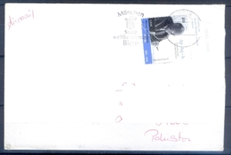 D327- Postal Used Cover Post From Germany To Pakistan. - Germany