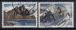ISLANDIA 1991 Nº 693/94 USADO - Usados