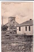 Solotvino , Akna Szlatina ,  Schacht  Lajos - Ludevik  ,  Bahnhof , Bergbau , Mining - Ukraine