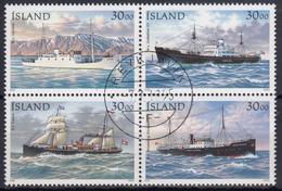 ISLANDIA 1995 Nº 789/92 USADO - Usados