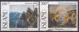 ISLANDIA 1996 Nº 795/96 USADO - Usados