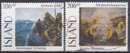ISLANDIA 1996 Nº 795/96 USADO - Gebraucht