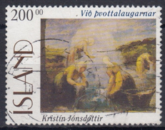 ISLANDIA 1996 Nº 796 USADO - Gebraucht