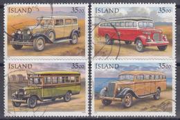 ISLANDIA 1996 Nº 803/06 USADO - Usados