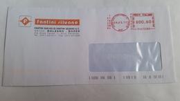 451 - FANTINI SILVANO & C. - SAN GIACOMO (BZ) 28/03/12 - Marcophilie - EMA (Empreintes Machines)