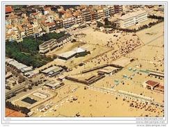 SOTTOMARINA:  PARROCCHIA  MADONNA  DI  LOURDES  -  VISIONE  AEREA  -  FG - Venezia