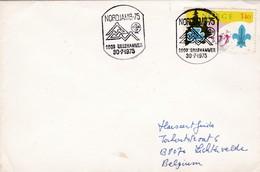 Noorwegen : NORDJAMBOREE 1975 LILLEHAMMER  ( Scoutisme ) - Norvège
