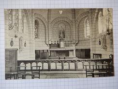 CPA - (53) - LAVAL - PROCURE DES MISSIONS FRANCISCAINES - CHAPELLE N.D. AUXILIATRICE LE CHOEUR - R2315 - Laval
