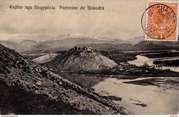 KUJTIM Nga SHQYPËNIA : FORTERESSE De SHKODRA / SCUTARI  [ BALKAN WAR / GUERRE BALCANIQUE - 1912 ] - RARE ! (v-804) - Albanie