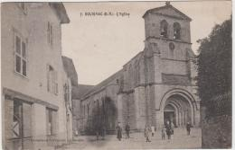 SOLIGNAC L'EGLISE 1925 TBE - Frankrijk