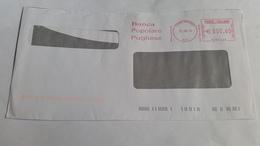 476 - BANCA POPOLARE PUGLIESE  15/6/10 - Affrancature Meccaniche Rosse (EMA)