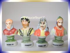 Rois De France ... 4 Fèves ... Ref : AFF : 61-1997...(pan 001) - History