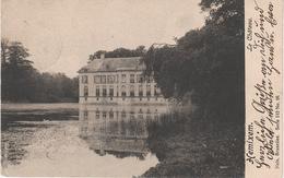 CPA - AK Hemixem Hemiksem Château Kasteel Schloss Ravenstein Cleydael ? A Anvers Antwerpen Kruibeke Schelle Bazel - Hemiksem